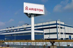 Завод Ariston Thermo (Аристон) во Всеволожске