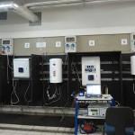 Тест водонагревателейAriston наэлектрическую безопасность во Всеволожске