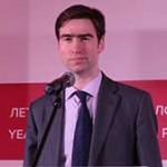 Дмитрий Ялов, вице‑губернатор Ленинградской области