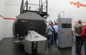 Виссманн строит в России завод по котлам Viessmann Vitomax мощностью до 6 МВт
