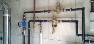 Деаэраторы и дешламаторы (сепараторы воздуха и грязи)