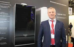 Юрий Нечепаев, гендиректор «Бош Термотехника» рассказал о заводах Bosch, радиаторах Buderus и кондиционерах Midea